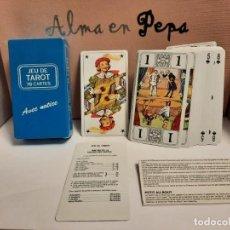 Barajas de cartas: BARAJA CARTAS TAROT 78 CARTAS. Lote 248275005