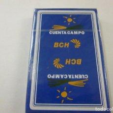 Barajas de cartas: BARAJA DE CARTAS ESPAÑOLA. FOURNIER. BANCO BCH CENTRAL HISPANO.- N. Lote 248698220