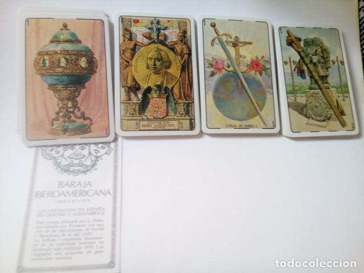 BARAJA IBEROAMERICANA DE FOURNIER (Juguetes y Juegos - Cartas y Naipes - Baraja Española)