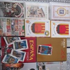 Mazzi di carte: LOTE BARAJAS CARTAS VARIADAS. Lote 248992530