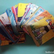 Barajas de cartas: 4 BARAJAS DE CARTAS INFANTIL MAZINGER Z. Lote 249079100