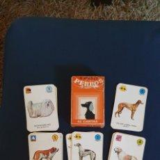 Jeux de cartes: CARTAS EL JUEGO DE LOS PERROS EDICIONES RECREATIVAS. Lote 249127320