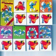 Barajas de cartas: BARAJA INFANTIL DE LOS PITUFOS. Lote 248220810