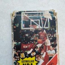 Barajas de cartas: ESTRELLAS DE LA NBA FOURNIER. Lote 250246310