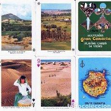 Barajas de cartas: BARAJAS POKER GRAN CANARIA Y EL CIERVO Nº 12. Lote 251044610