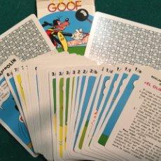 Barajas de cartas: BARAJA FOURNIER GOOF EL OLÍMPICO. Lote 223102592