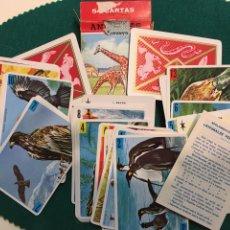 Barajas de cartas: BARAJA FOURNIER ANIMALES VERTEBRADOS. Lote 223105095