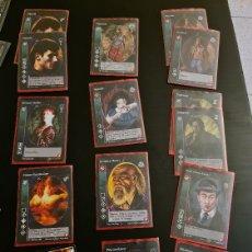 Barajas de cartas: OPORTUNIDAD CARTAS VAMPIRO,MAZO PARA JUGAR + 145 CARTAS,BUENAS CARTAS. Lote 251078925