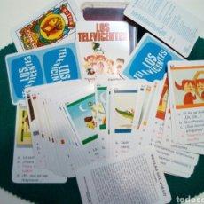 Barajas de cartas: BARAJA LOS TELEVICENTES. Lote 251271980