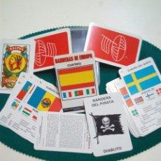 Barajas de cartas: BARAJA BANDERAS DE EUROPA. Lote 251272565