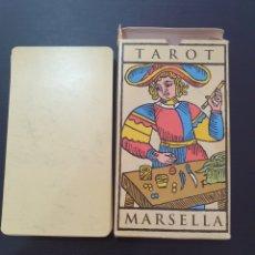 Barajas de cartas: 22 ARCANOS TAROT DE MARSELLA. Lote 251340610