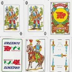 Barajas de cartas: BARAJAS ESPAÑOLAS T2 TRANSPORTES + 'S. Lote 251542910