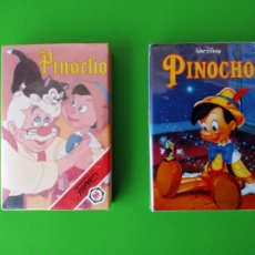 Barajas de cartas: LOTE 2 BARAJAS, PINOCHO - FOURNIER AÑO 1992, NUEVA PRECINTADA!!!- ERICTOYS. Lote 251886025