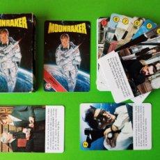 Jeux de cartes: BARAJA MOONRAKER DE FOURNIER, AÑO 1979 - NUEVA A ESTRENAR - ERICTOYS. Lote 251888965