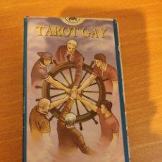 Jeux de cartes: TAROT GAY - BARAJA CARTAS NAIPES. Lote 252175355