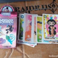 Barajas de cartas: BARAJA DE CARTAS INFANTIL FINGERLINGS. Lote 252209840