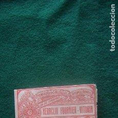Barajas de cartas: BARAJA FOURNIER DOS TIGRES CON FUNDA 1964 VER DESCRIPCION BJ 34. Lote 252213295