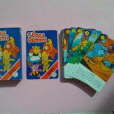 Barajas de cartas: BARAJA OSOS GUMMI - FOURNIER AÑO 1987 - NUEVA A ESTRENAR - ERICTOYS. Lote 252345340