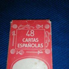 Barajas de cartas: CARTAS O NAIPES BARAJA ESPAÑOLA MONTPER. Lote 252569900