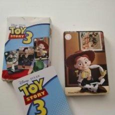 Mazzi di carte: BARAJA INFANTIL TOY STORY 3 (DISNEY - PIXAR). COMPLETA. Lote 252674190