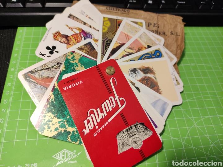 Barajas de cartas: Hijos de Heraclio fournier.70muestras.1969. - Foto 4 - 253188895
