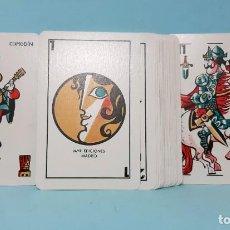 Jeux de cartes: BARAJA DE CARTAS ESPAÑOLA. FOURNIER. 1969. BAYER DEPARTAMENTO FITOSANITARIO MINGOTE CURIOSOS NAIPES. Lote 253416210