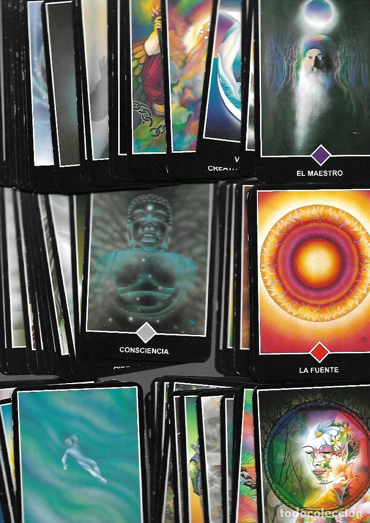 BARAJA DE TAROT OSHO ZEN EL JUEGO TRASCENDENTAL DEL ZEN COMPLETA 79 CARTAS Y LIBRO PERFECTA (Juguetes y Juegos - Cartas y Naipes - Barajas Tarot)