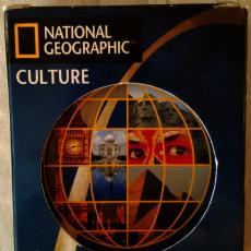 Barajas de cartas: CARTE DA GIOCO VINTAGE - PLAYING CARDS NATIONAL GEOGRAPHIC CULTURE. Lote 253796295