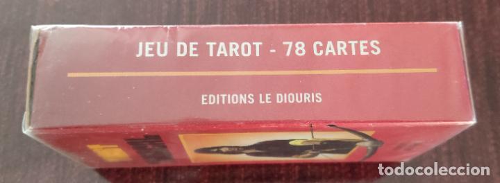 Barajas de cartas: BARAJA DE TAROT COLECCION THORGAL - ROSINKI Y JEAN VAN HAMME (ED. DIOURIS 1998) - PRECINTADA - - Foto 2 - 254011965