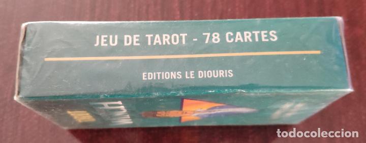 Barajas de cartas: BARAJA DE TAROT COLECCION LARGO WINCH - FRANQ Y JEAN VAN HAMME (ED. DIOURIS 1998) - PRECINTADA - - Foto 2 - 254049495