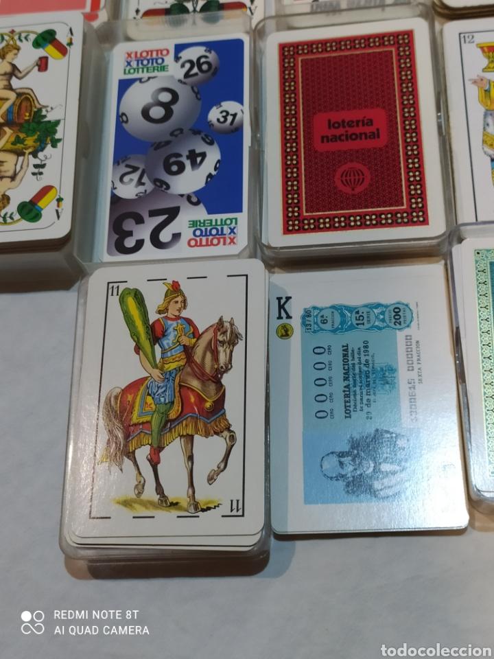Barajas de cartas: Increíble lote de 8 Barajas españolas y extranjeras - Foto 6 - 254144645