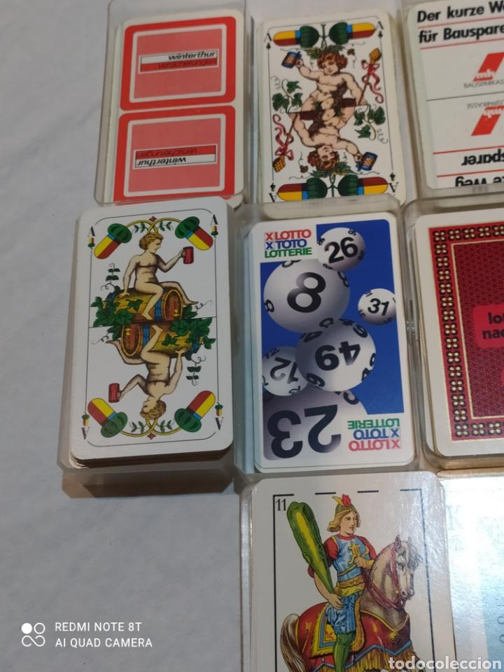 Barajas de cartas: Increíble lote de 8 Barajas españolas y extranjeras - Foto 7 - 254144645