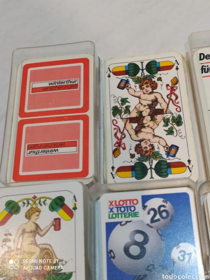 Barajas de cartas: Increíble lote de 8 Barajas españolas y extranjeras - Foto 8 - 254144645