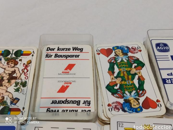 Barajas de cartas: Increíble lote de 8 Barajas españolas y extranjeras - Foto 9 - 254144645
