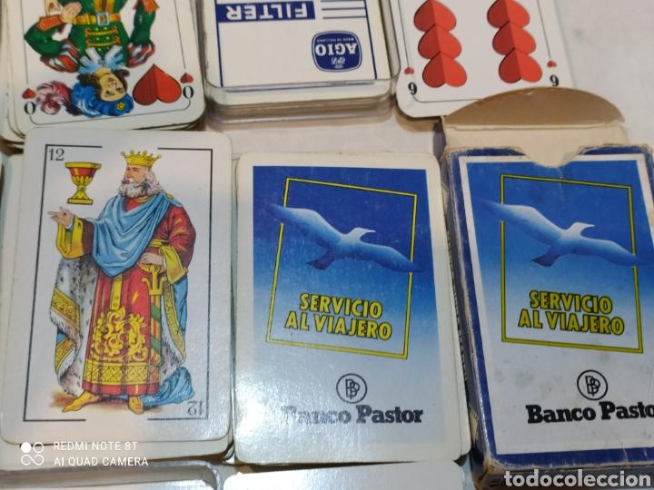 Barajas de cartas: Increíble lote de 8 Barajas españolas y extranjeras - Foto 11 - 254144645