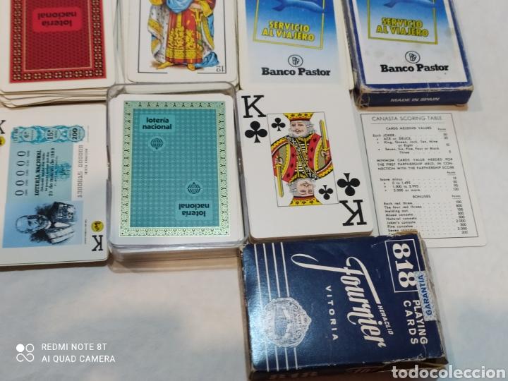 Barajas de cartas: Increíble lote de 8 Barajas españolas y extranjeras - Foto 12 - 254144645
