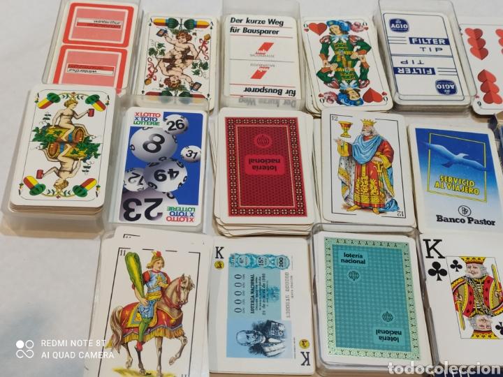 Barajas de cartas: Increíble lote de 8 Barajas españolas y extranjeras - Foto 13 - 254144645