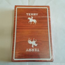 Barajas de cartas: BARAJA DE CARTAS FOURNIER PUBLICIDAD TERRY. Lote 254198130