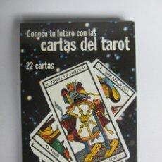 Barajas de cartas: TU TAROT WOMAN LIBRO Y 22 ARCANOS. Lote 254496295