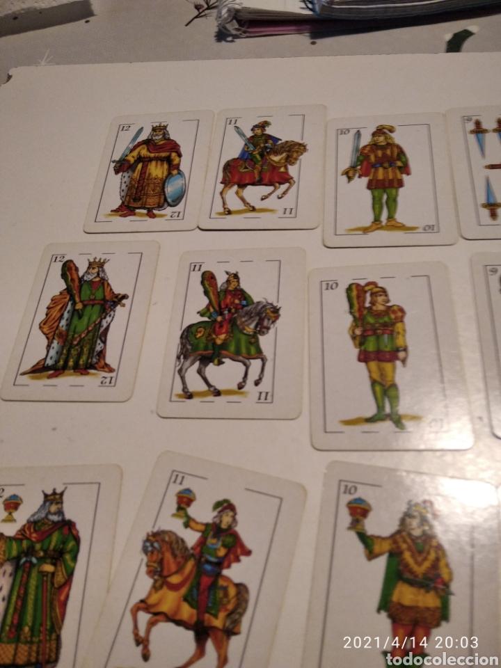 Barajas de cartas: Baraja pequeña Gabriel Fuentes - Foto 2 - 254608285
