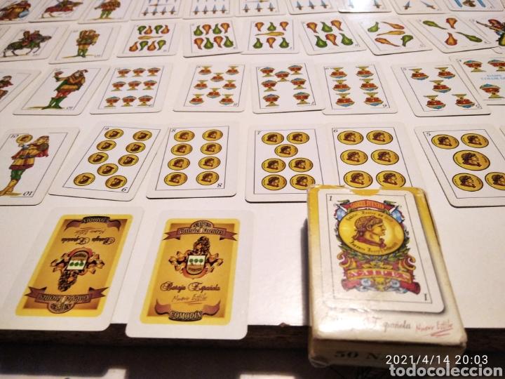 Barajas de cartas: Baraja pequeña Gabriel Fuentes - Foto 5 - 254608285