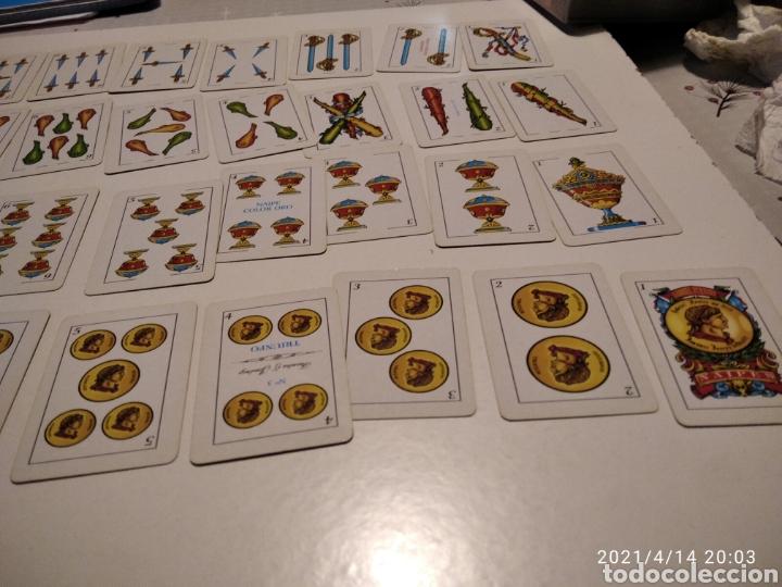 Barajas de cartas: Baraja pequeña Gabriel Fuentes - Foto 7 - 254608285