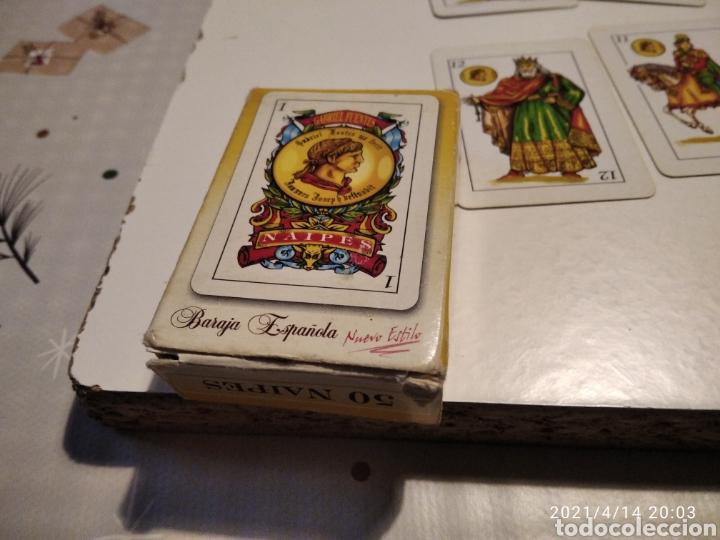 Barajas de cartas: Baraja pequeña Gabriel Fuentes - Foto 8 - 254608285