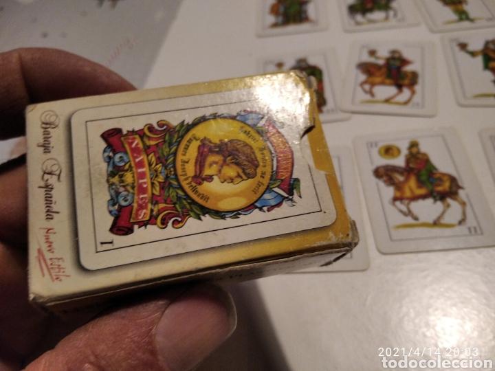 Barajas de cartas: Baraja pequeña Gabriel Fuentes - Foto 10 - 254608285