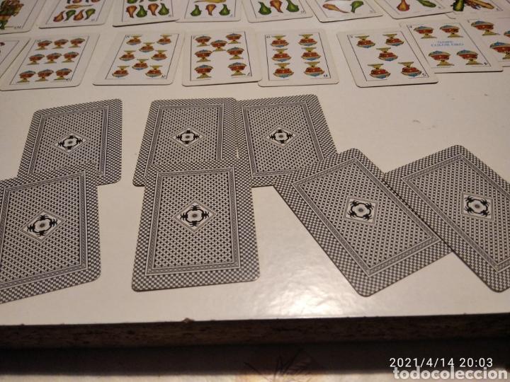 Barajas de cartas: Baraja pequeña Gabriel Fuentes - Foto 12 - 254608285