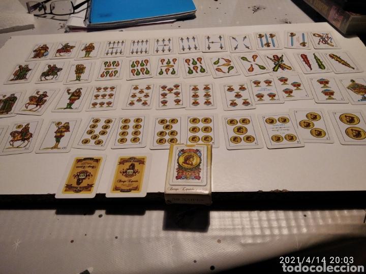 BARAJA PEQUEÑA GABRIEL FUENTES (Juguetes y Juegos - Cartas y Naipes - Baraja Española)