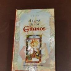 Baralhos de cartas: EL TAROT DE LOS GITANOS SIGNIFICADO, INTERPRETACIÓN Y ADIVINACIÓN BARAJA 78 CARTAS Y MANUAL. Lote 254937330