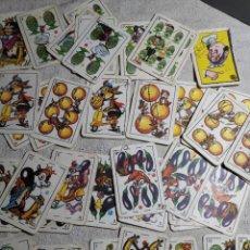 Barajas de cartas: LOTE 48 CARTAS PRODUCTOS CHURRUCA. Lote 254986870