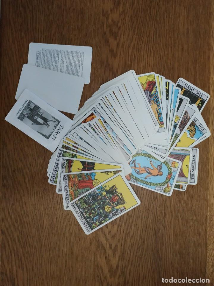 Barajas de cartas: The Rider tarot deck. The magicial - Foto 2 - 255612425