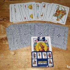 Barajas de cartas: BARAJA DE CARTAS HERACLIO FOURNIER 1. GARANTÍA DE MARCA. Lote 255665895